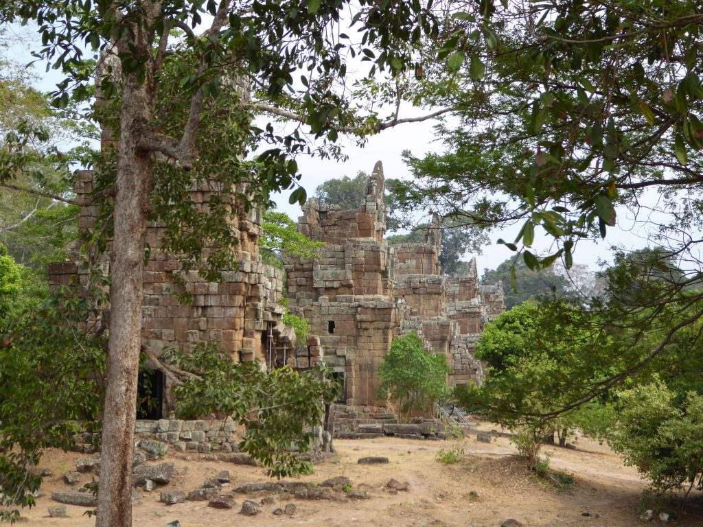Just a few random temples in Angkor Thom