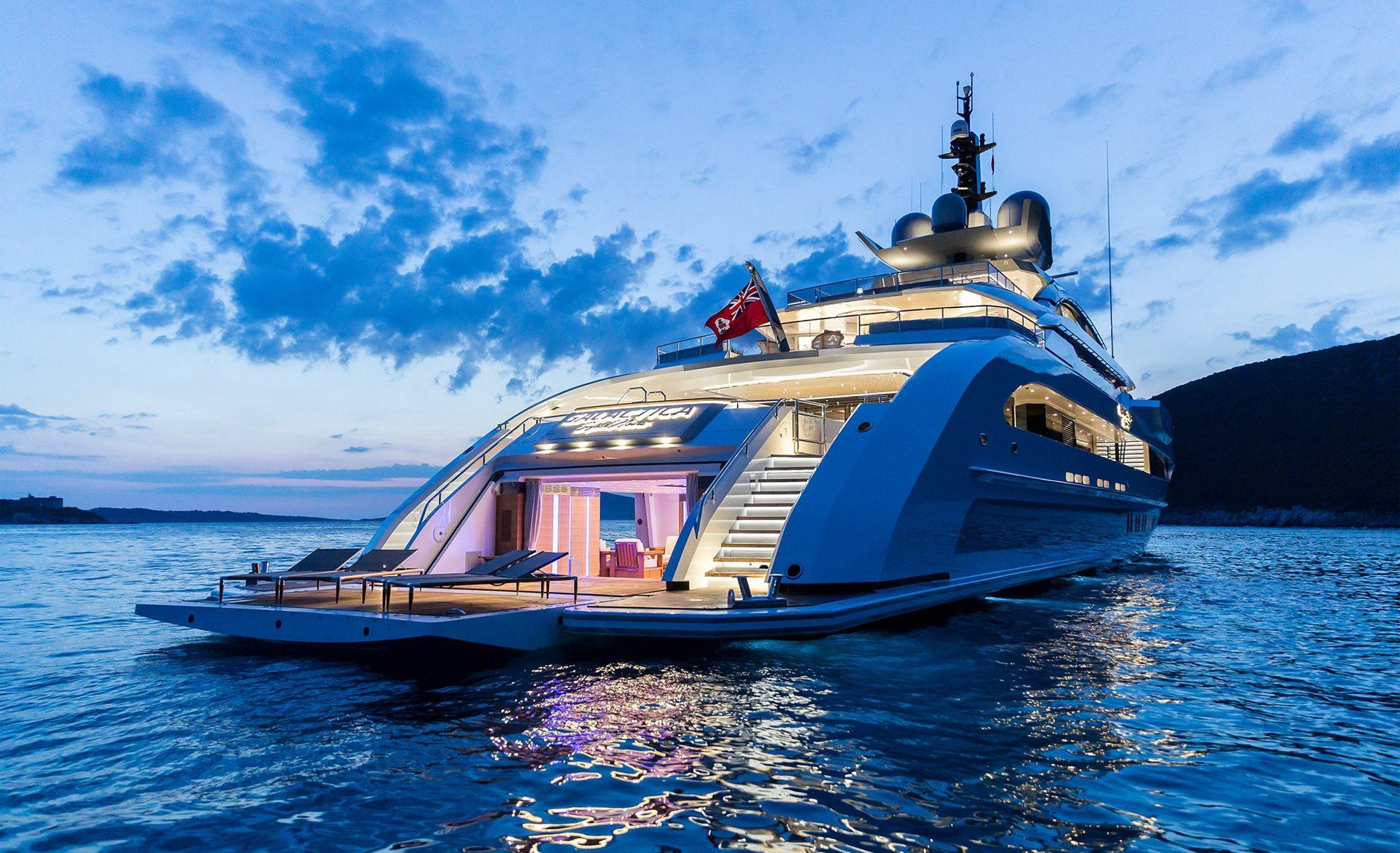 Monaco Yacht Stories