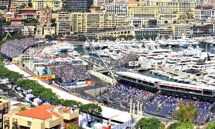 Chartering a yacht for Monaco Grand Prix